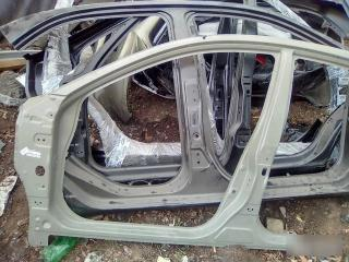 Запчасть боковина кузова левая Nissan Almera 2013
