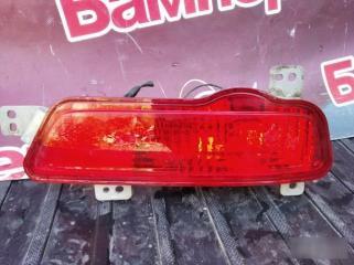 Запчасть фонарь в бампер задний левый Chevrolet Cruze 2009