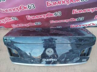 Запчасть крышка багажника задняя Skoda Superb 2008