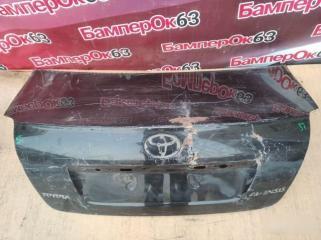 Запчасть крышка багажника задняя Toyota Avensis 2003