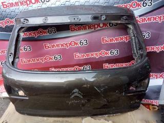 Запчасть дверь багажника задняя Citroen C4 2011