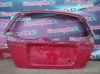 Запчасть дверь багажника задняя Chevrolet Aveo 2003