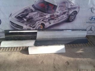 Запчасть накладка двери Volkswagen Touareg 2010