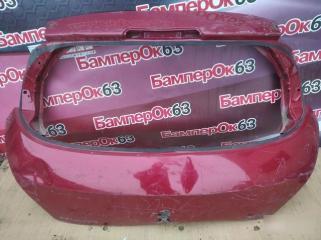 Запчасть дверь багажника Peugeot 308 2007