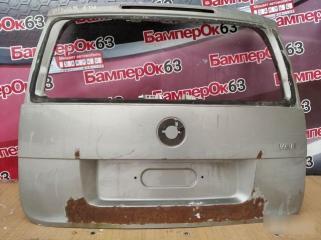 Запчасть дверь багажника Skoda Yeti 2009