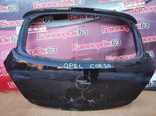 Запчасть дверь багажника Opel Corsa 2006