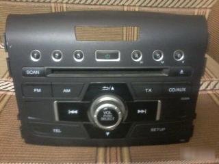 Запчасть магнитола Honda CR-V 2012