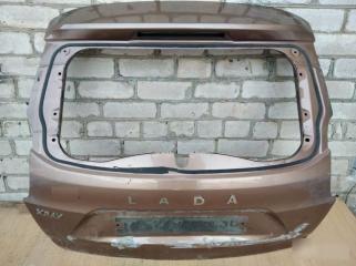 Запчасть дверь багажника Lada X-Ray 2016
