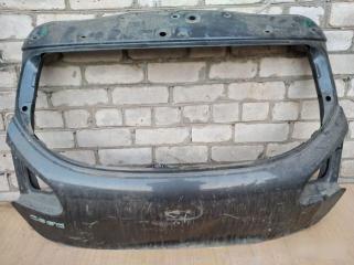Запчасть дверь багажника Kia Ceed 2012