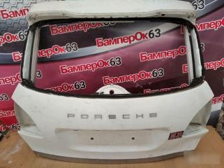 Запчасть дверь багажника Porsche Cayenne 2010