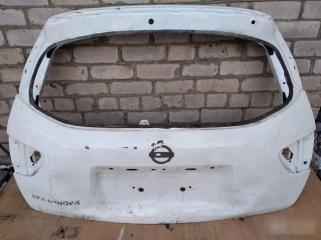 Запчасть дверь багажника Nissan Pathfinder 2014