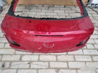 Запчасть дверь багажника Mazda 6 2007