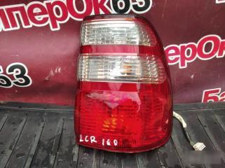Запчасть фонарь задний правый Toyota Land Cruiser 2002