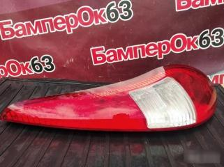 Запчасть фонарь задний правый Lada Kalina 1 2004