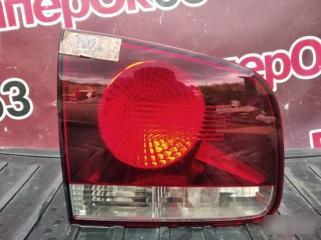 Запчасть фонарь внутренний задний левый Volkswagen Touareg 2007