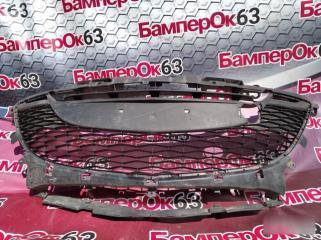 Запчасть решетка в бампер центральная Mazda 3 2009