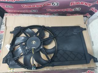 Запчасть вентилятор радиатора Ford Focus 2005