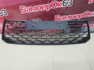 Запчасть решетка в бампер передняя Mitsubishi Pajero Sport 2015