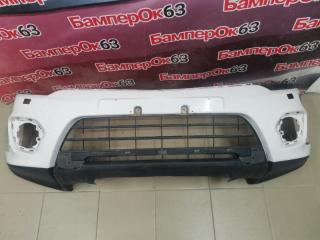 Запчасть бампер передний Mitsubishi Pajero Sport 2008