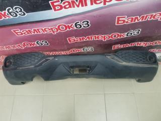Запчасть юбка бампера задняя Nissan Juke 2011