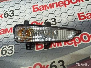 Запчасть указатель поворота в бампер передний правый Lifan X 60 2012