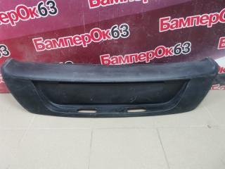 Запчасть накладка на бампер задняя Kia Rio 2017