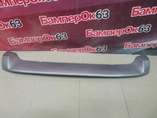 Запчасть накладка бампера передняя Mitsubishi Pajero Sport 2015