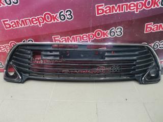 Запчасть решетка в бампер передняя Toyota Camry 2011