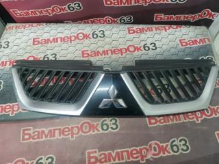 Запчасть решетка радиатора Mitsubishi Outlander 2005