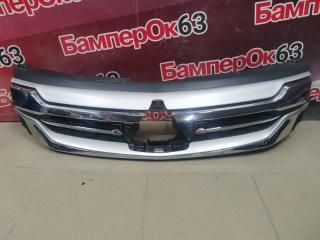 Запчасть решетка радиатора Mitsubishi Pajero Sport 2017