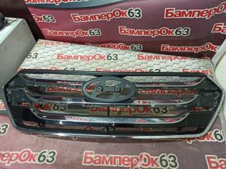 Запчасть решетка радиатора Hyundai Santa Fe 2012