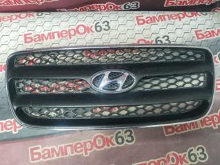 Запчасть решетка радиатора передняя Hyundai Santa Fe 2006