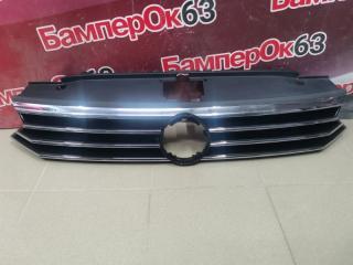 Запчасть решетка радиатора передняя Volkswagen Passat 2014