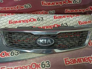 Запчасть решетка радиатора Kia Cerato 2008