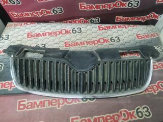 Запчасть решетка радиатора Skoda Fabia 2007