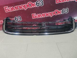 Запчасть решетка в бампер передняя Toyota Highlander 2013