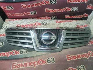 Запчасть решетка радиатора Nissan Qashqai 2007