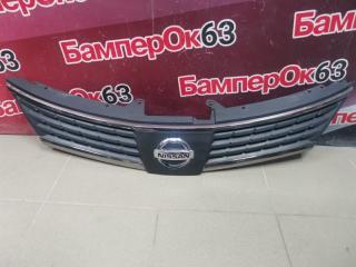 Запчасть решетка радиатора Nissan Tiida 2004