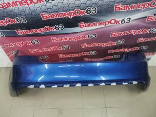 Запчасть бампер задний Skoda Rapid 2013