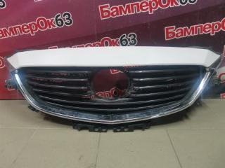 Запчасть решетка радиатора Mazda 6 2012