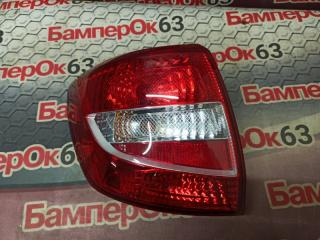 Запчасть фонарь левый Lada Granta 2011