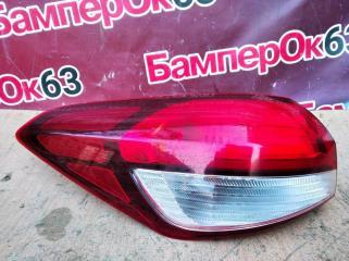 Запчасть фонарь задний левый Kia Cerato 2016