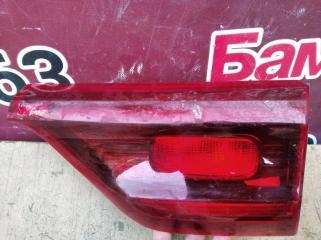 Запчасть фонарь задний правый Kia Sportage 2016