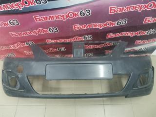 Запчасть бампер передний Lada Largus 2012