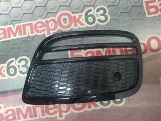 Запчасть накладка бампера задняя левая Kia Ceed 2012
