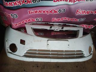 Запчасть бампер передний Chevrolet Spark 2011