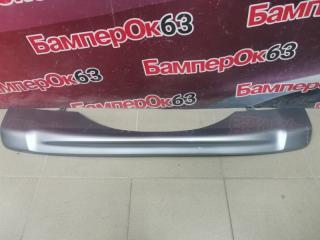 Запчасть юбка бампера задняя Mitsubishi Pajero Sport 2015