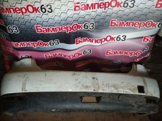 Запчасть бампер задний Nissan Almera 2013