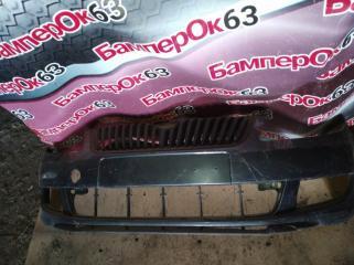 Запчасть бампер передний Skoda Fabia 2010