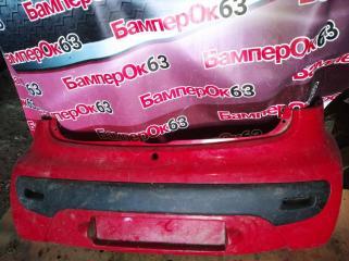 Запчасть бампер задний Citroen C1 2005